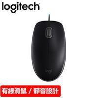 Logitech 羅技 M110 靜音滑鼠