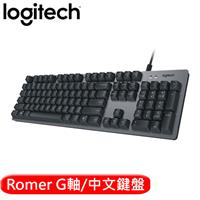 Logitech 羅技 K840 機械式鍵盤 G軸 中文