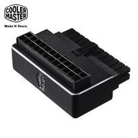 Cooler Master ATX 24Pin 90° 轉接器 電容加強版