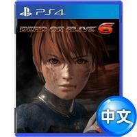 【預購】PS4 遊戲《生死格鬥6 (Dead or Alive 6)》中文版