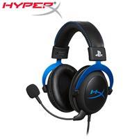 HyperX 金士頓 Cloud for PS4 遊戲耳機 (HX-HSCLS-BL/AS)