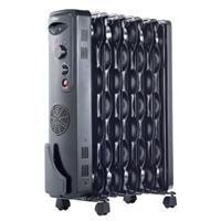 快譯通Abee 10片扇葉波浪型恆溫電暖器 POL-1002