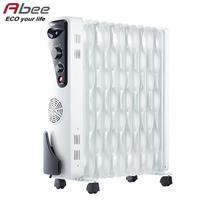 快譯通Abee 12片扇葉波浪型恆溫電暖器 POL-1202