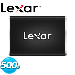 Lexar  Professional SSD SL100 Pro 500GB  黑色