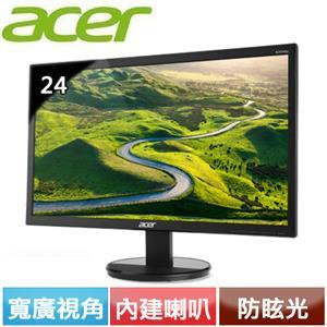 Acer宏碁 K242HQL 24型 寬螢幕