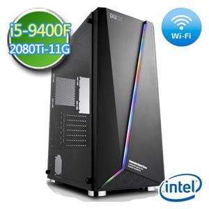 技嘉B360平台【碎臥聖歌】i5六核 RTX2080Ti-11G獨顯 2TB效能電腦