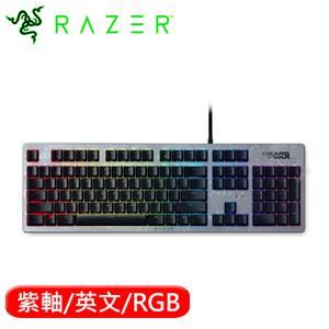 RAZER 雷蛇 獵魂光蛛 Gears 5版 電競鍵盤  紫軸英文