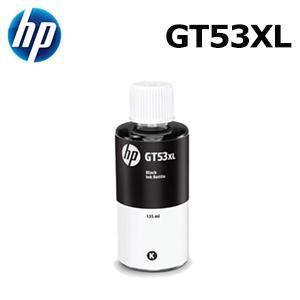 HP GT53XL 黑色墨水瓶 1VV21AA