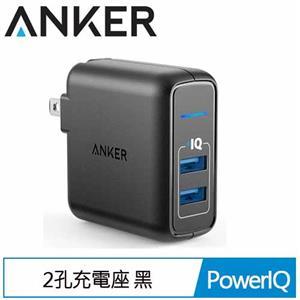 Anker PowerPort充電座 黑 2PORT A2023