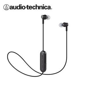鐵三角 ATH-CK150BT 無線耳機麥克風組(黑色)