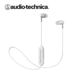 鐵三角 ATH-CK150BT 無線耳機麥克風組(白色)