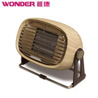 WONDER復古風陶瓷電暖器  WH-W20F