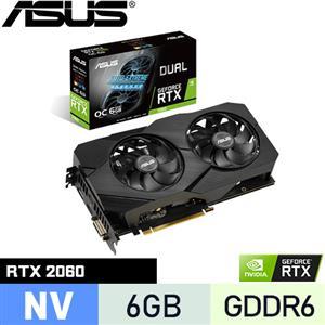 ASUS華碩 GeForce DUAL-RTX2060S-A8G-EVO 顯示卡