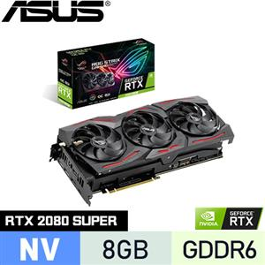ASUS華碩 GeForce ROG-STRIX-RTX2080S-O8G-GAMING 顯示卡