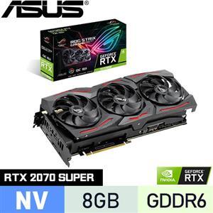 ASUS華碩 GeForce ROG-STRIX-RTX2070S-O8G-GAMING 顯示卡