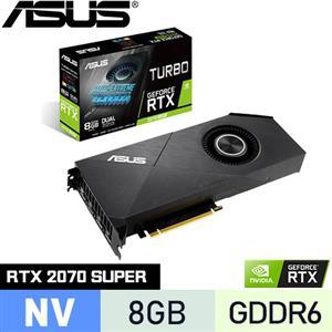 ASUS華碩 GeForce TURBO-RTX2070S-8G-EVO 顯示卡