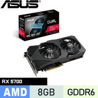 ASUS華碩 DUAL-RX5700-O8G-EVO 顯示卡