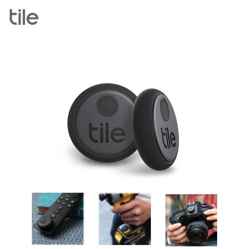 Tile Sticker 智慧藍芽防丟尋物器 2入