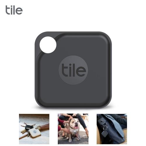 Tile Pro 2.0  智慧藍芽防丟尋物器 單入(黑色)