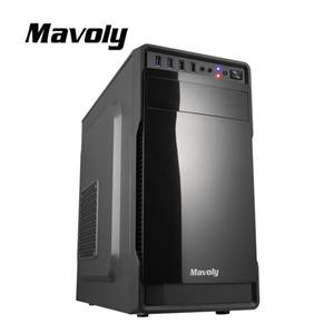 Mavoly 松聖 葡萄柚 USB3.0 黑化機殼-黑