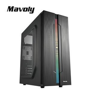 Mavoly 松聖 石榴 USB3.0 黑化機殼-黑