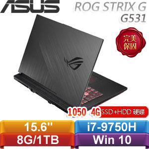 ASUS華碩 ROG STRIX G G531GD-G-0021C9750H 15.6吋電競筆電