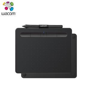 【福利品】Wacom Intuos Comfort Small 繪圖板 (藍芽版-黑)