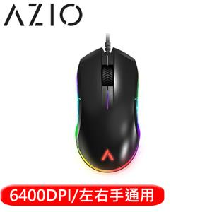 AZIO ATOM RGB 炫彩光弧電競滑鼠