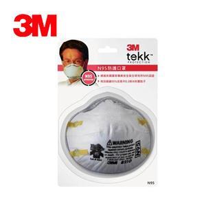 3M Tekk N95 防護口罩
