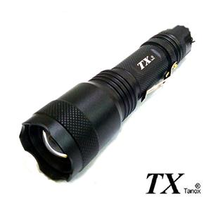 TX特林 伸縮變焦強亮手電筒 TK-58
