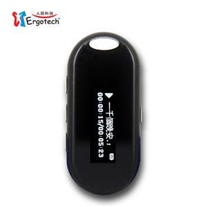 人因 UL456CK Hi-Fi高音質藍牙音樂播放器 宇宙黑