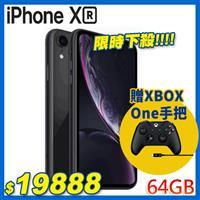 【狂降!!!再送XBOX手把】APPLE iPhone XR 64GB 黑