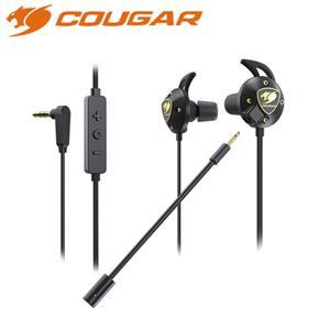 COUGAR 美洲獅 ATTILA 入耳式耳機麥克風