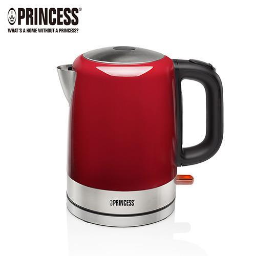荷蘭公主1L不鏽鋼快煮壺-紅236000R