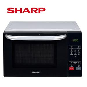 SHARP 20L 微電腦微波爐  R-T20KS(W)