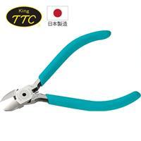 日本製 KING TTC 電子用斜口鉗 MN-115