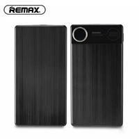 REMAX 酷客 10000mAh 大容量雙輸入行動電源-黑