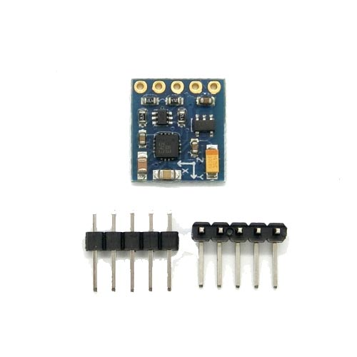GY-271 HMC5883L三軸磁場/電子指南針羅盤模組 IIC介面