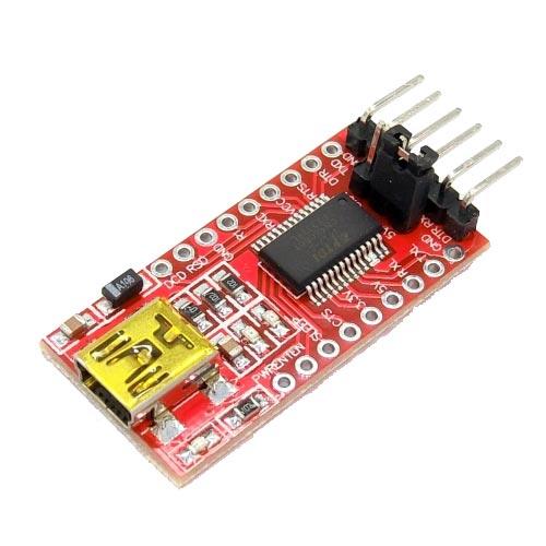 FT232R mini USB TO TTL模組
