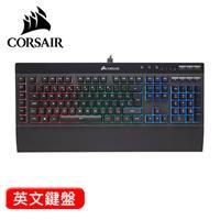 CORSAIR 海盜船 K55 RGB 薄膜電競鍵盤 英文