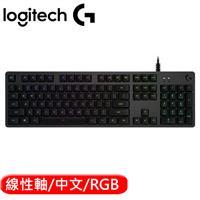 羅技 G512 RGB線性軸機械式遊戲鍵盤