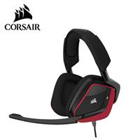 CORSAIR 海盜船 VOID PRO Surround 7.1聲道耳機麥克風 黑紅