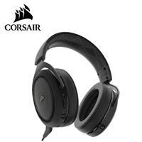 CORSAIR 海盜船 HS70 無線電競耳機麥克風 黑