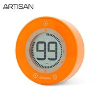 ARTISAN 圓形計時器T01O(橘)