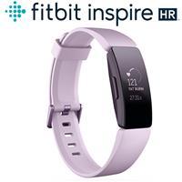 Fitbit Inspire HR 智能健身手環(紫框淺粉紫錶帶)