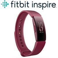 Fitbit Inspire 智能健身手環 (酒紅)