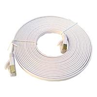 光纖網路專用工程級 CAT7 高速扁型線 5米