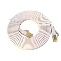 光纖網路專用工程級 CAT7 高速扁型線 3m