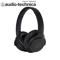 鐵三角 ATH-ANC500BT 無線抗噪藍牙耳機 (黑色)