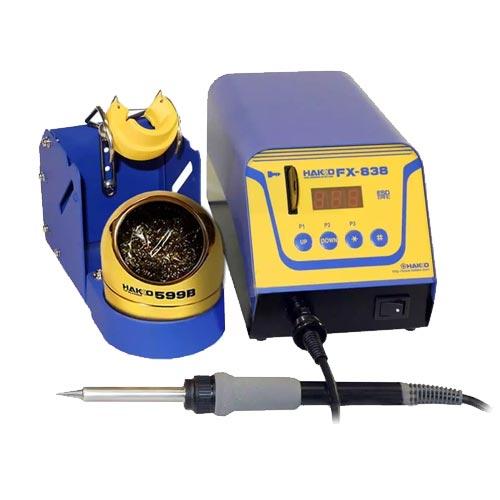HAKKO  ESD防靜電溫控焊接機台 FX-838